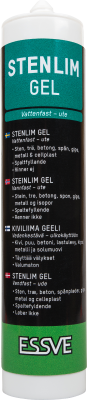STENLIM GEL - SUPERSTÆRK OG UDFYLDENDE