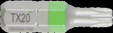 BITS TX20 25MM KONISK-10
