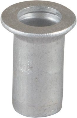 BLIND NUT RIVET, ALUMINIUM, COUNTERSUNK HEAD