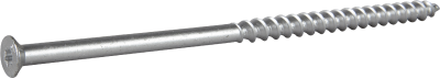 LIGHTWEIGHT CONCRETE SCREW, COUNTERSUNK HEAD, CORRSEAL