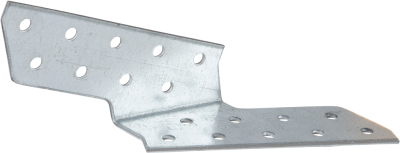 OFFSET BRACKET RIGHT AND LEFT, HOT DIP GALVANIZED
