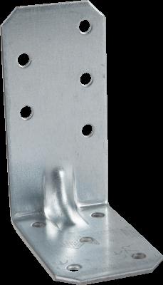 REINFORCED ANGLE BRACKET LV1 80X60X40X2,0 MF CE