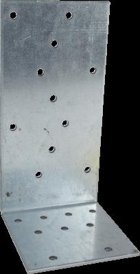 Padidinto stiprumo kampas K4/K44, karšto cinkavimo