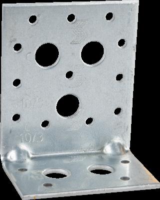 REINFORCED ANGLE BRACKET V13 91X52X76X3,0 CE