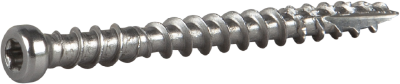 MOULDING/BASE BOARD/FLOOR SCREW FOR WOOD. STAINLESS STEEL