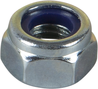 PREVAILING TORQUE HEXAGON NUT, EZP, DIY PACK