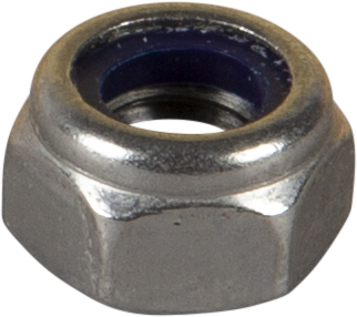 PREVAILING TORQUE HEXAGON NUT, A4, DIY PACK