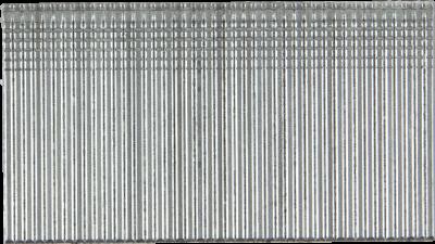 Apdares naglas F16, 0°, spīdīgi cinkotas ar baltu galviņu
