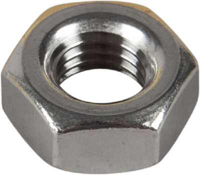HEXAGON NUT, DIN 934. STAINLESS ACID PROOF A4-80
