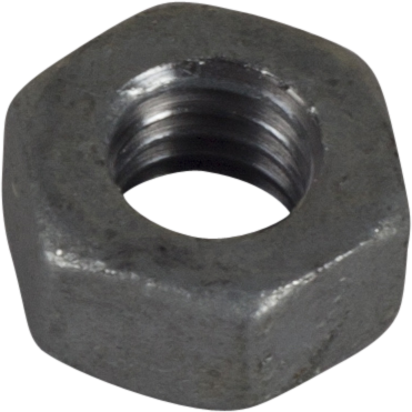 HEXAGON NUT, ISO 4032. HOT DIP GALVANIZED