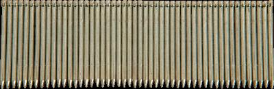 Naglas betonam ST, 0° spīdīgi cinkotas
