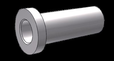 Programa centrēšanas uzmava C10, 10 mm
