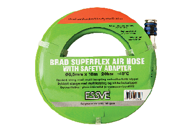 SUPERFLEX HOSE FOR BRADS 10 M. 6,4 MM
