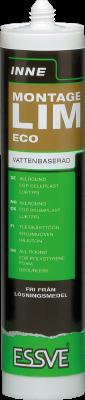 MONTERINGSLIM ECO- VANDBASERET, TRANSPARENT EFTER HÆRDNING