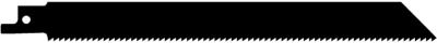 ESSVE tigrinių pjūklų geležtės iš bimetalo, lanksčios. Nerūdijančiam plienui, 3,0-6,0 mm.