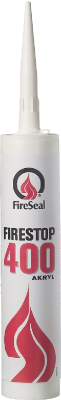 ACRYLIC FIRESTOP 400 WHITE HEAT SWELLING FIRE RATED