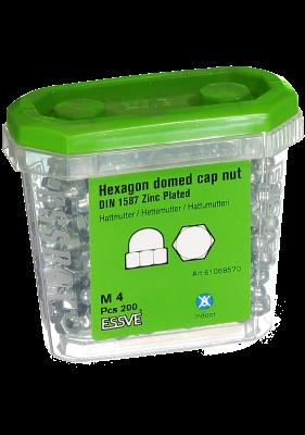 HEX DOMED CAP NUT EZP M4-200 | Essve