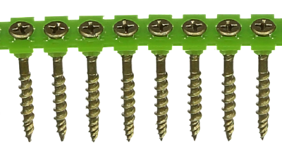 DECKING SCREW TORPEDO MAX III FOR WOODEN JOISTS CORRSEAL