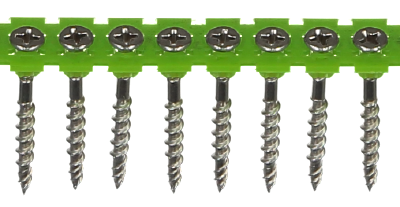DECKING SCREW TORPEDO MAX III FOR WOODEN JOISTS, STAINLESS STEEL A2