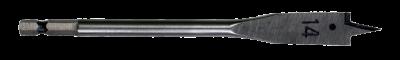 Forlenger 330mm bor flat