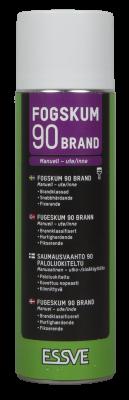 FUGESKUM 90 BRAND - BRANDKLASSIFICERET TÆTNING