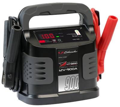 Booster Hybrid 900A, 1200A