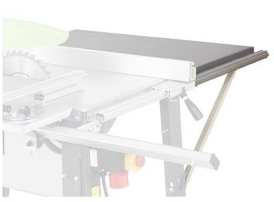 Bench for universal saw, milling machine and construction saw