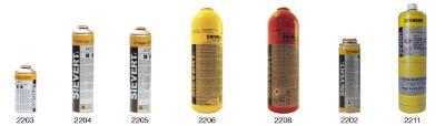 LPG cylinder Sievert