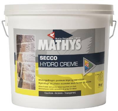 Betongimpregnering Rust-Oleum Secco Hydro Créme