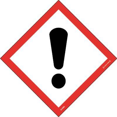 Skylt 33-0550 Kemiska ämnen Skadliga ämnen
