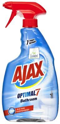 Allrengöringsmedel Badrum Ajax