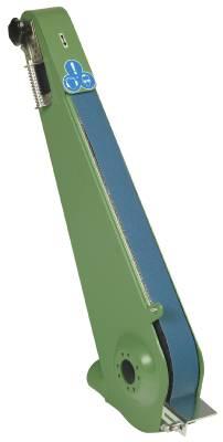 Belt grinding equipment for bench grinding machine KEF Slibette