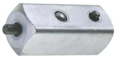 Square drive for torque wrench DMK 400 / DMK 550 / DMK 750 / DMK 850 Gedore