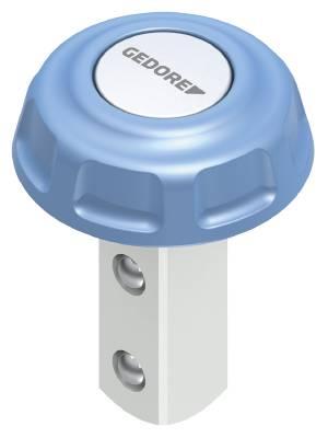 Square drive for torque wrench DMK 100 / DMK 200 / DMK 300 Gedore
