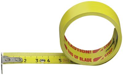 Spare tapes for measuring tape