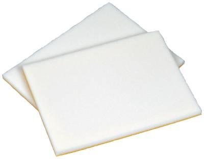 Felt pad for felt board