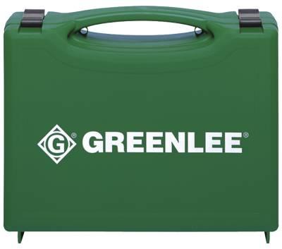 Låda till skruvhålstans Greenlee Slug Buster