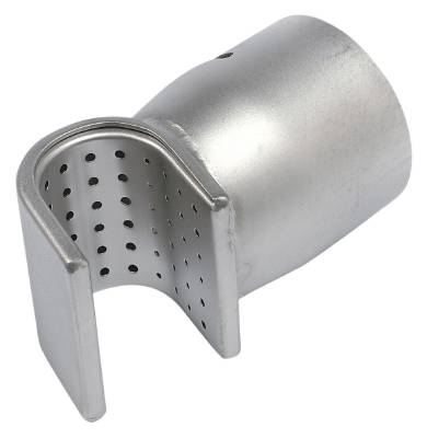 Filter reflector for hot air tool Leister
