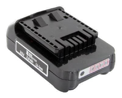 Batteri BB 200E och batteriladdare 21084-200E