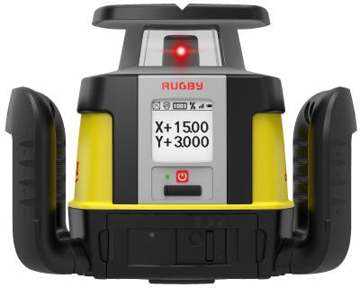 Roterande laser Leica Rugby CLA Basic