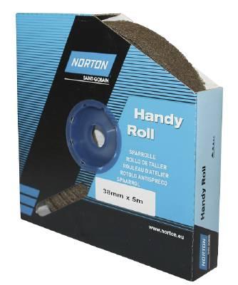 Abrasive cloth roll Norton F2316