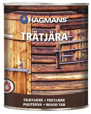 Trätjära Hagmans