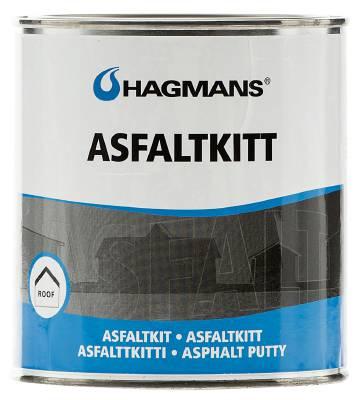 Asfaltkitt Hagmans