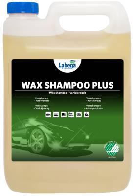 Vaxschampo Plus Lahega