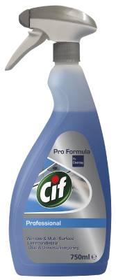 Allrengöring CIF