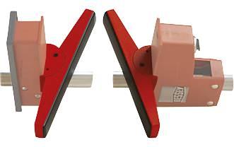 Adapter KR-AS for clamp Krev Bessey