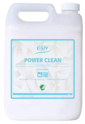 Grovrengöringsmedel Power Clean LIV 5 liter