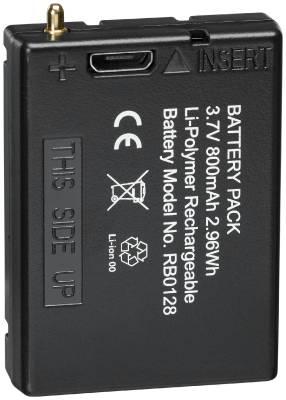Reserve Battery Lithium Polymer 800 mAh MARELD