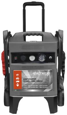 Booster CT 12/24 Heavy-Duty Trolley
