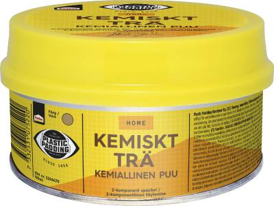 PTX PP Spackel kemiskt trä 180 ml/460 ml